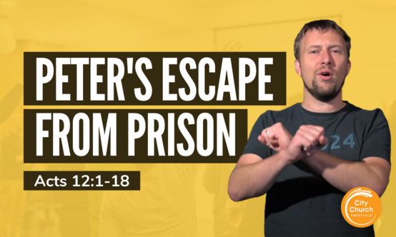 Sermon%20 %20peter%27s%20escape%20from%20prison